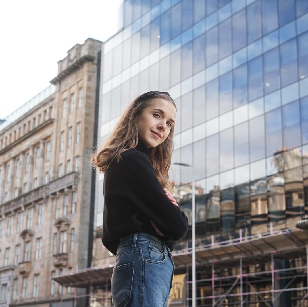 Chic and timeless fashion pieces, streetstyle, Glasgow, blogger - Tyylikäs ja ajaton muoti, asu-inspiraatio, bloggaaja