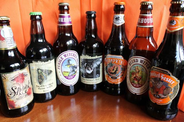 Halloween beers beer real ale ales
