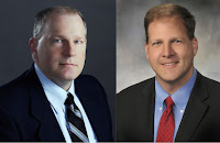 Left, Michael Sununu. Right, Chris Sununu, New Hampshire Governor. (Image Credit: CC SA 4.0) Click to Enlarge.