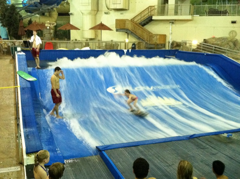 Waterpark of america hotel - Moore ok warren theater