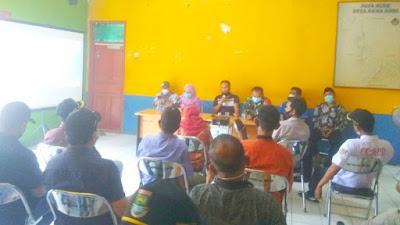 Desa Rawa Boni Gelar Rapat Koordinasi Penyusunan APBDes 2021