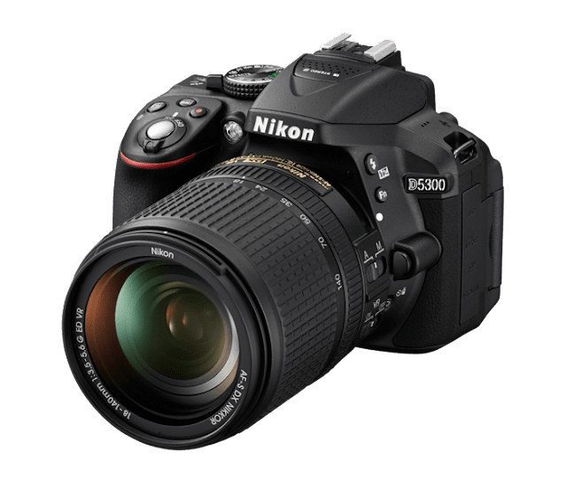 Download Software and Firmware Nikon D5300