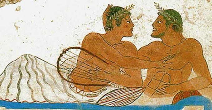 Philip und Alexander von Makedonien beendeten die griechische Päderastie