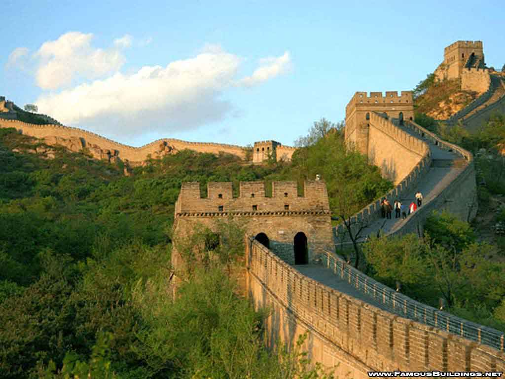 Great Wall Of China Photographs World 7 Wonders Wallpapers Cini