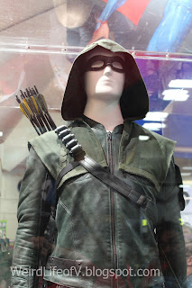 Arrow Costume worn by Emily Bett Rickards