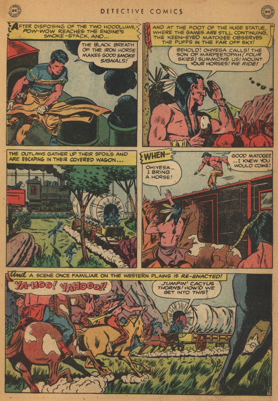 Read online Detective Comics (1937) comic -  Issue #152 - 44