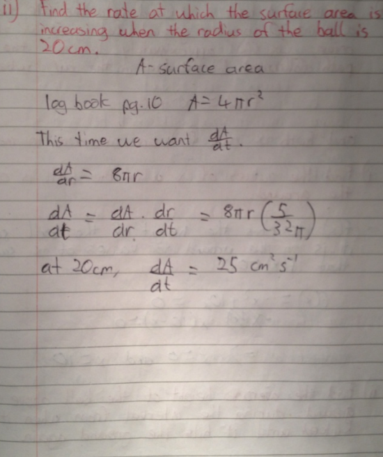 Leaving Cert Project Maths Paper 1 Solutions 11