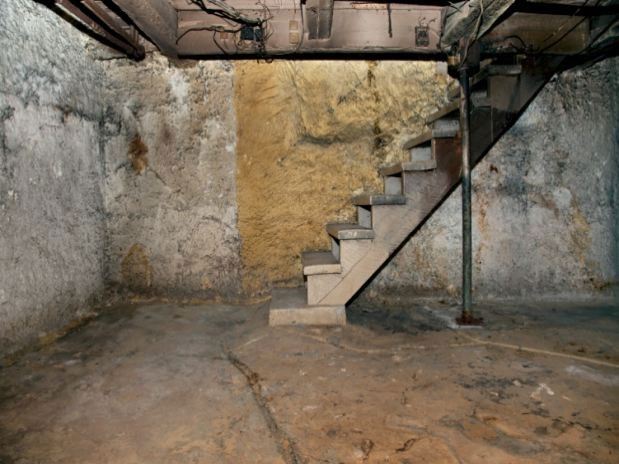 How to Get Rid of Moisture in a Basement