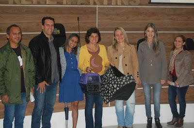 Vereadora Rosângela Ro promoveu I Encontro de Proteção Animal em Cajati