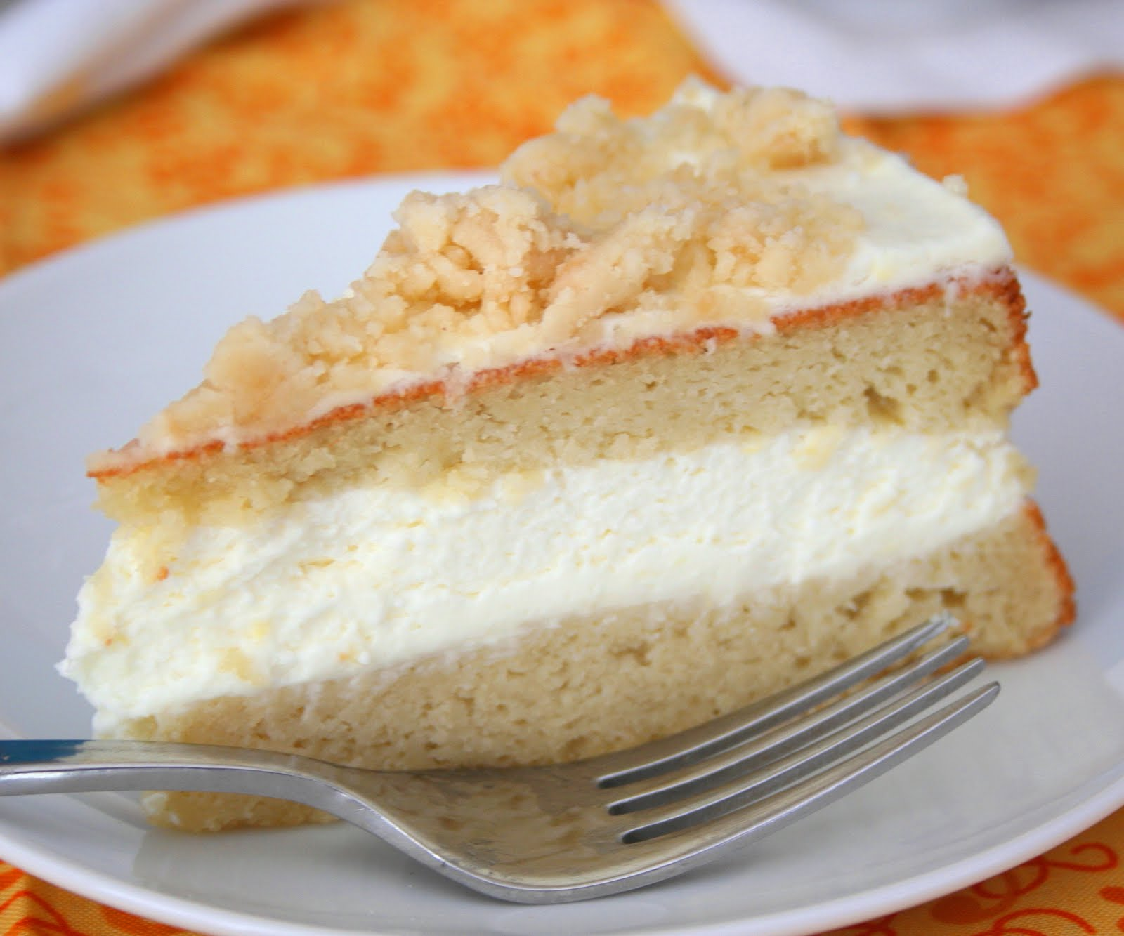 Menu For Olive Garden: Lemon Cream Cake (Low Carb And Gluten Free)