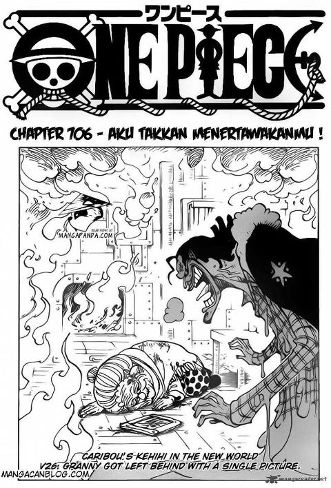 Komik One Piece 706 707 Bahasa Indonesia