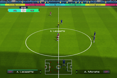 PES 6 EgyFire Patch v3 Season 2017/2018