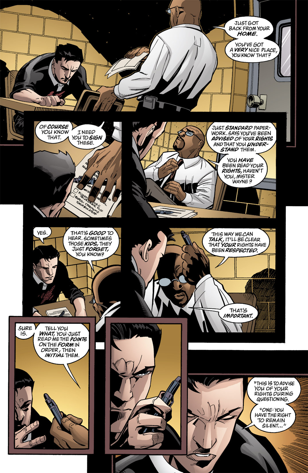 Detective Comics (1937) 766 Page 12
