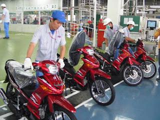 Informasi Lowongan Kerja PT Yamaha Indonesia Motor Manufacturing West Java KIIC Karawang
