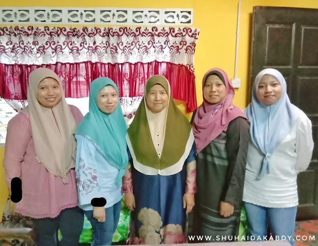 Raya Haji di Batu Kurau
