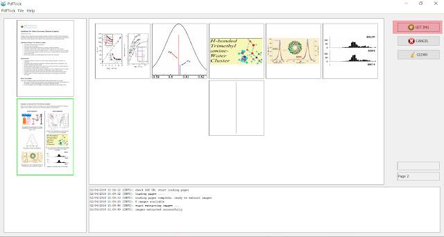 PDFTrick ile PDF'den Resim Alma