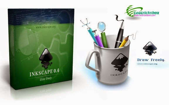 PC Software : Inkscape 0.48.4