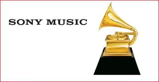 Sony Music Entertainment artists were honored tonight at the 59th Annual GRAMMY Awards