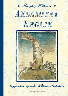 """Aksamitny królik"" Margery Williams"