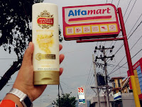 Review Imperial Leather Body Lotion White Princess