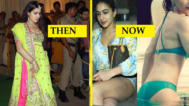 Sara Ali Khan's Inspiring Transformation