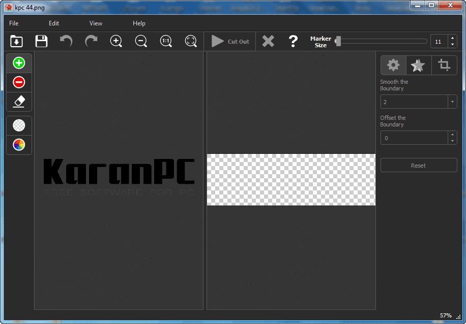 TeoreX PhotoScissors Serial Download