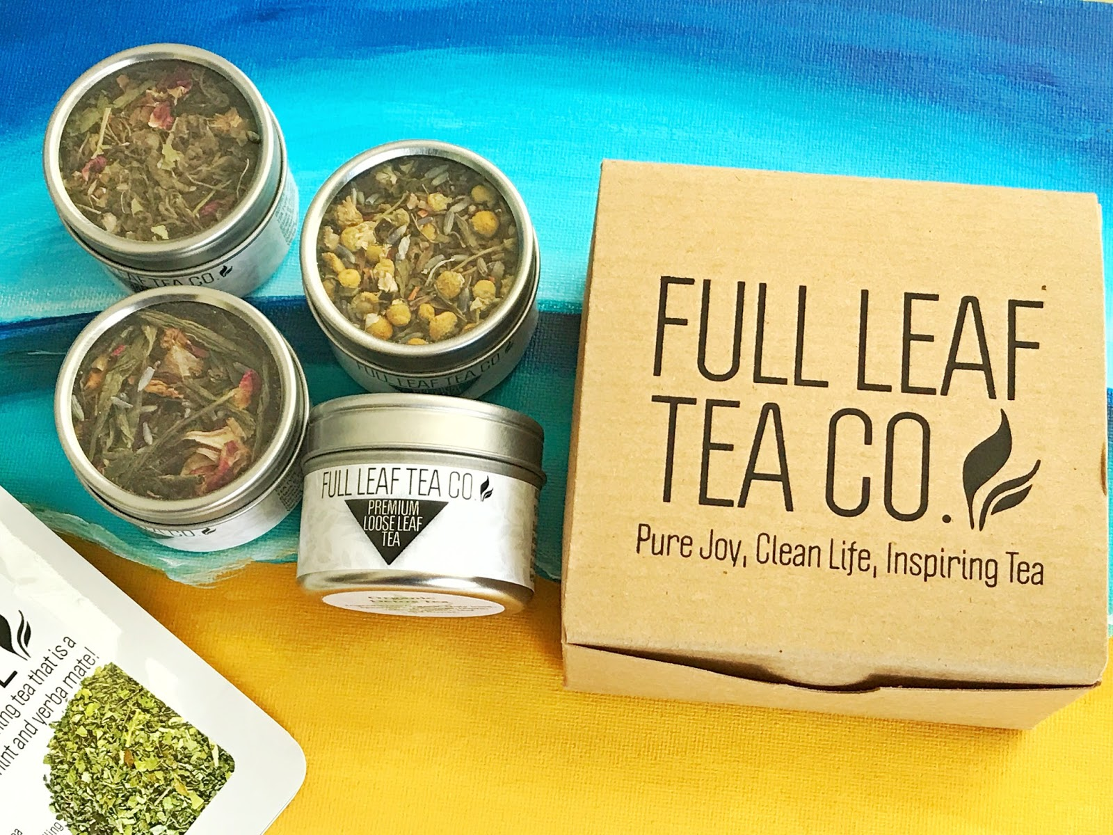 Let S Dive Right Into The Herbal Tea Varieties From Full Leaf Company That I Personally Tested And Loved