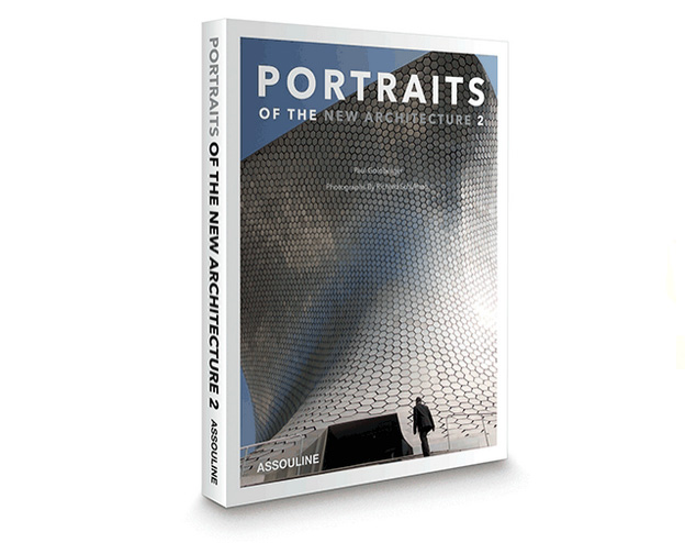 Architecture design book review portraits of the new for Architectural design review