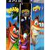 Combo Crash Bandicoot 1 2 3 para PS3 Jogo em Mídia Digital PSN