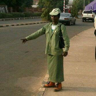 nysc funny pics - 9 Funny NYSC Pictures That Will Break Your Jaws With Laughs