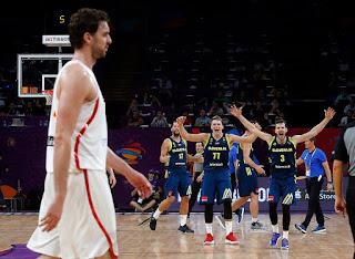 BALONCESTO (EuroBasket 2017) - Eslovenia, primer finalista sorprendiendo a la vigente campeona