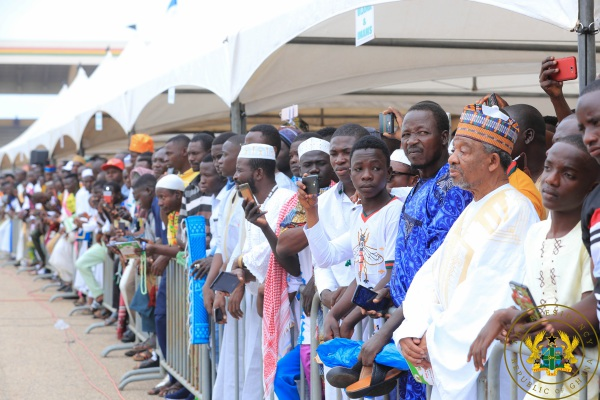 """""""Gov't Committed To Building A Society Of Inclusion"""" – President Akufo-Addo"""