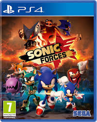 Sonic Forces – PS4