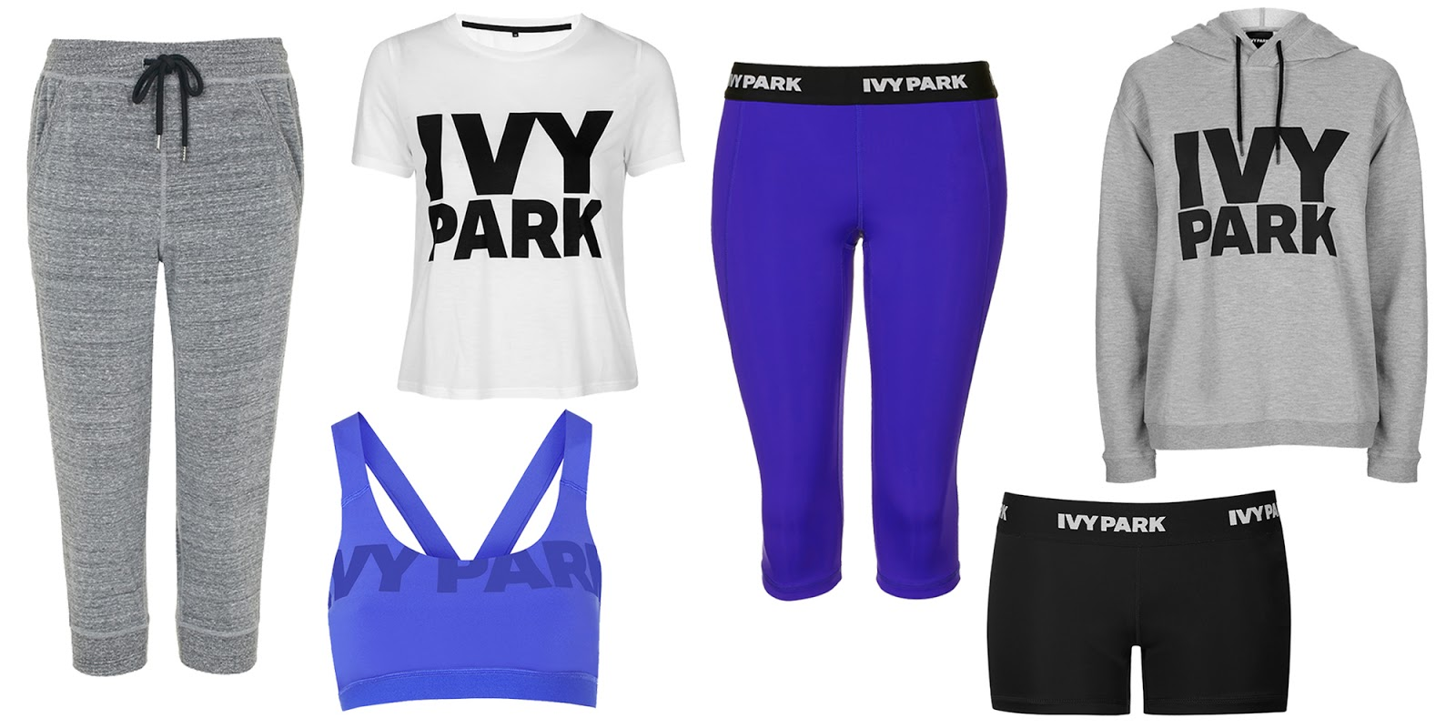 Ivy Park size guide