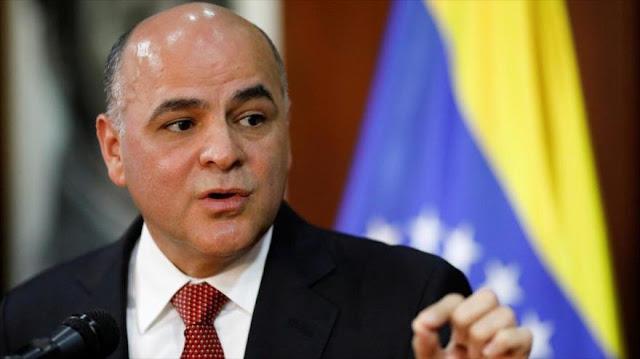 Venezuela censura rol de intimidación de EEUU en mercado petrolero