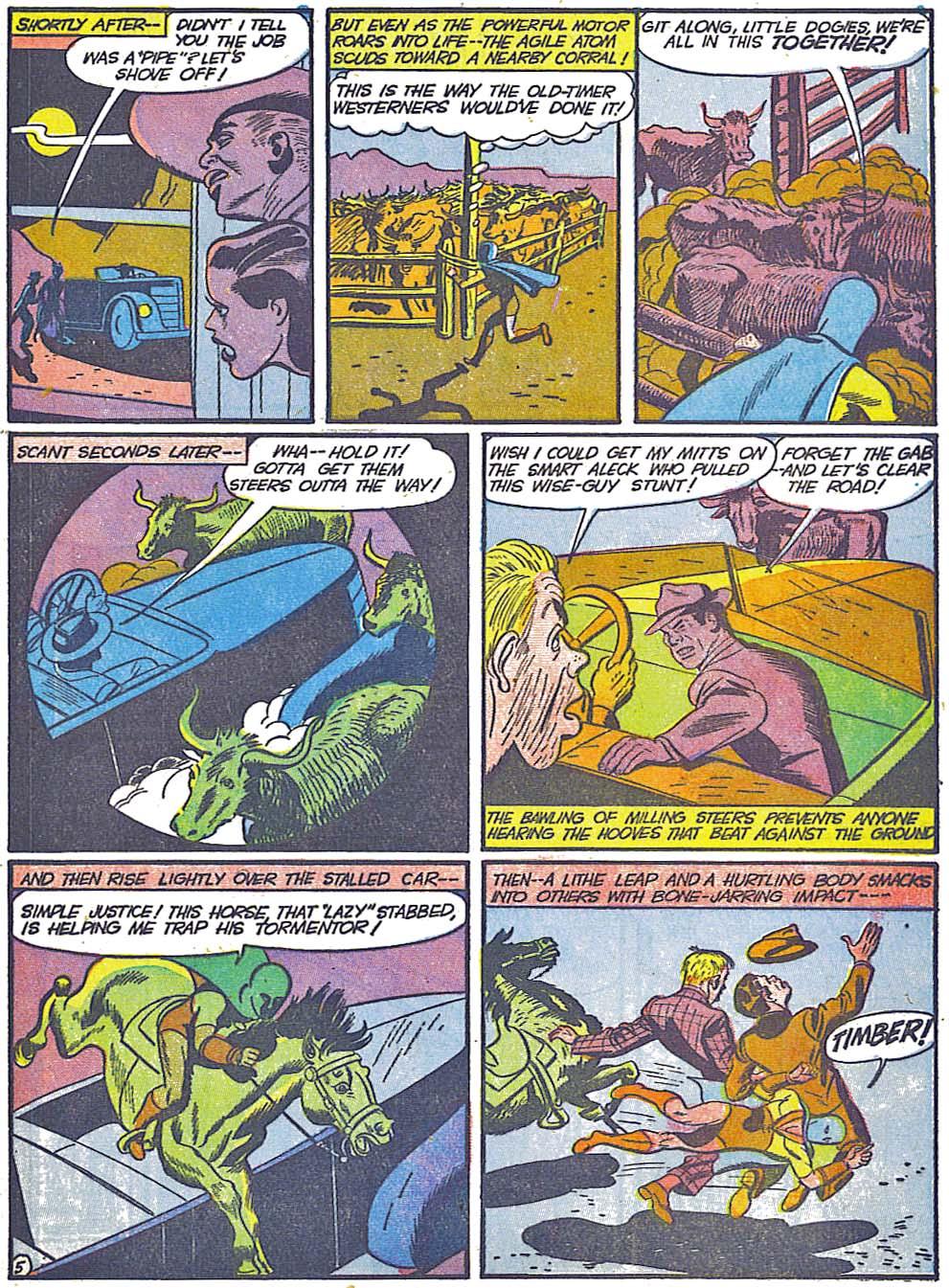 Read online All-American Comics (1939) comic -  Issue #49 - 23