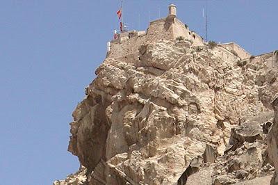 El Castillo de Santa Bárbara, turismo en Alicante