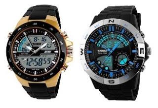 Curren | Skmei Men's Chronograph Digital & Analogue Watches – More than 70% Off@ Flipkart