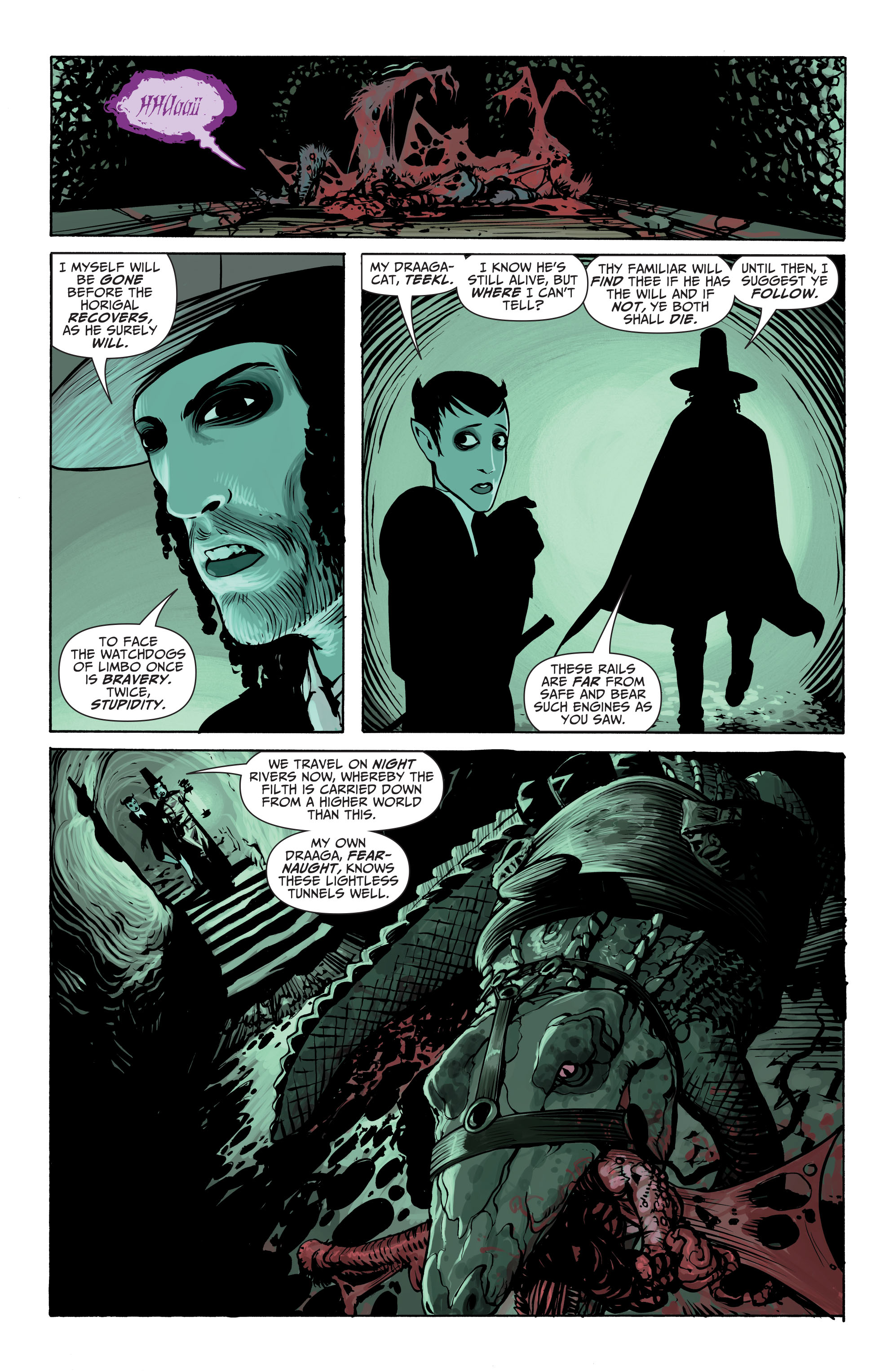 Read online Seven Soldiers: Klarion the Witch Boy comic -  Issue #2 - 9
