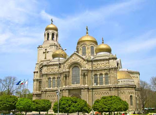 Cathedral of the Assumption of the Virgin Varna Bulgaria