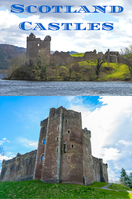Travel the World: Ten of the best castles in Scotland to include on your road trip itinerary.