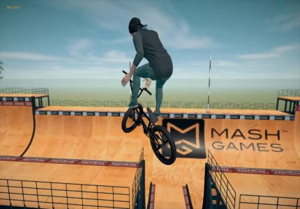 BMX Streets Pipes Free Download For PC