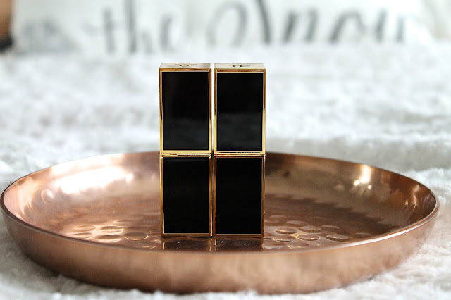 A picture of two Tom Ford Lipsticks