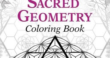 the rhialist review sacred geometry coloring book - Sacred Geometry Coloring Book