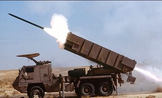 Untuk Pertama Kali Tentara Amerika Gunakan Sistem Roket HIMARS Serang ISIS
