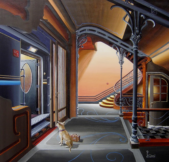 08-Olivier-Lamboray-A-Journey-Through-the-Surreal-World-in-Paintings-www-designstack-co