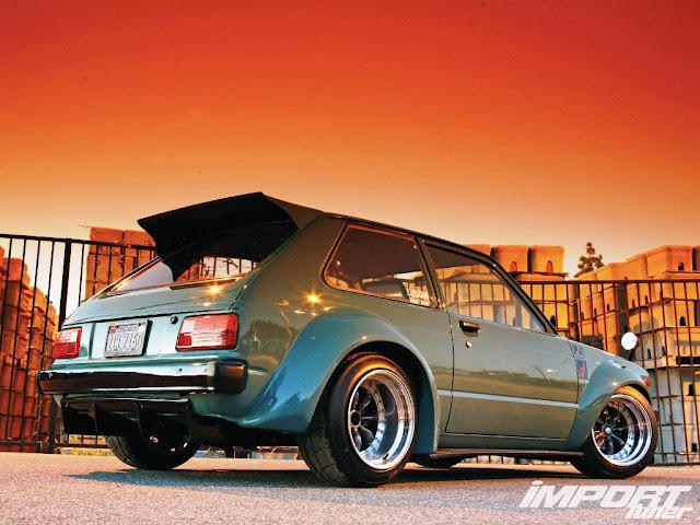 Toyota Starlet (60 Series) 1978-1984