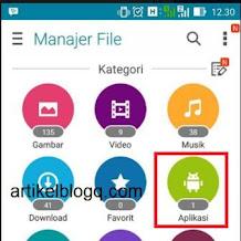 Aplikasi Guru Pembelajar Berbasis Android