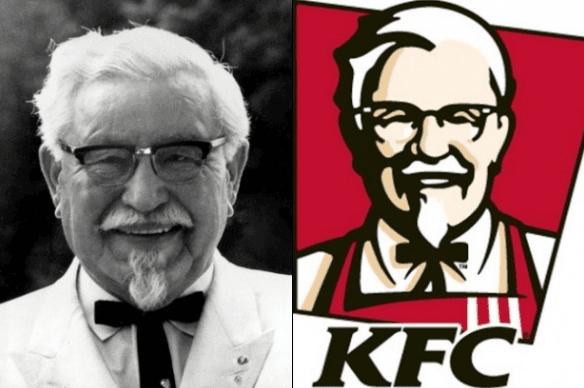 قصة كولونيل ساندرز مؤسس سلسلة دجاج كنتاكى
