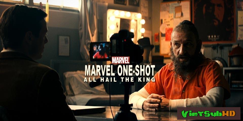 Phim Marvel: Tất Cả Kính Mừng Hoàng Đế VietSub HD | Marvel One Shot: All Hail the King 2014